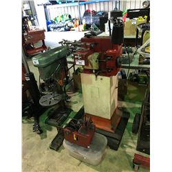 STAR 800 BRAKE LATHE WITH ACCESSORIES