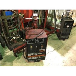 CENTURY HEAVY DUTY BATTERY CHARGER WITH ENGINE START