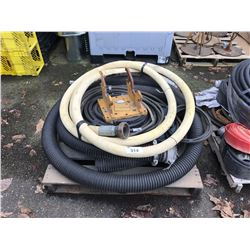 PALLET OF ASSORTED HOSES