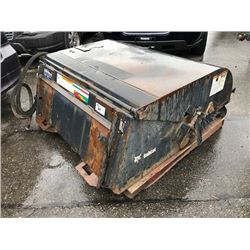 BOBCAT SWEEPER ATTACHMENT 64 SERIAL# 782601003