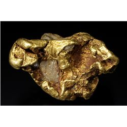 Gold Nugget from Russia