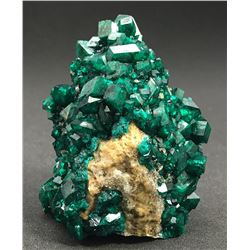 Dioptase from Kazakhstan