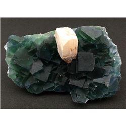 Fluorite from Okorusu Mine, Namibia