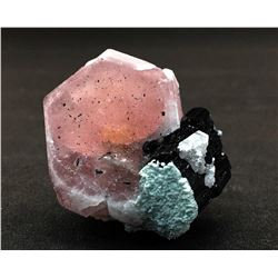 Apatite and Schorl from Pakistan
