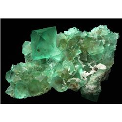 Fluorite from Riemvasmaak, South Africa