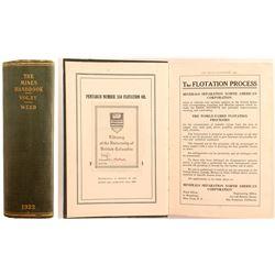 The Mines Handbook 1922