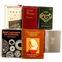 Group of 6 Gem Books