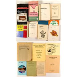 18 Different General Mineral Papers and Guides