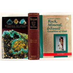 Mineralogy Books
