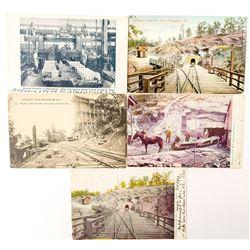 Alabama Mining Postcards
