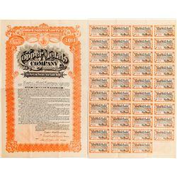 Copper Metals Company Bond