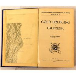 Book: Gold Dredging in California (Aubry, 1910)