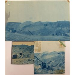 Three Candelaria Mine Photographs
