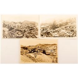 Three Gold Hill Mining Overview Postcards