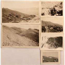 Treasure Hill / Lone Mountain High Grade Strike Photographs