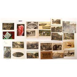 New York Quarry Postcards Including RPC's