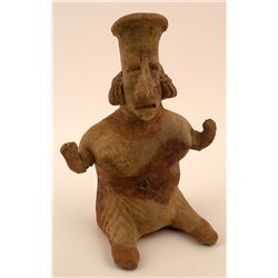 Pre-Columbian Female Figure