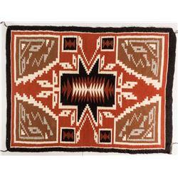 Klagetoh Style Navajo Weaving