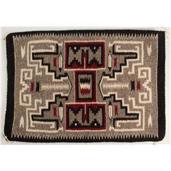 Ganado - Klagetoh Navajo Saddle Blanket