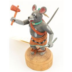 Warrior Mouse Kachina