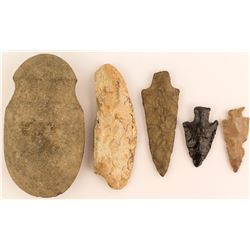 Arrowheads and Stones