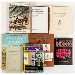 General US Native American Histories