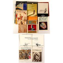 Native Americana Museum Guides & Auction Catalogs