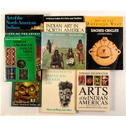 North American Native American Art Library