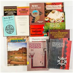 Southwestern Indian Books