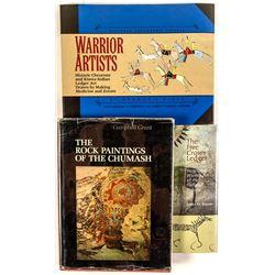 Three Special Native Americana Books