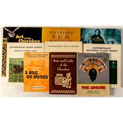 Tribe Specific Native American Art Books