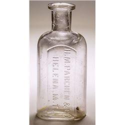 H. M. Parchen & Co., Helena, M.T. Bottle