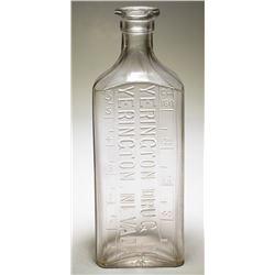 Large Yerington Drug Co. Bottle