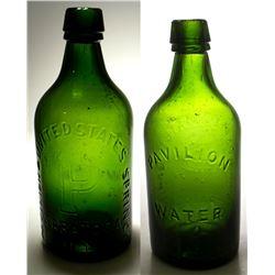 Pavillon Mineral Water Bottle