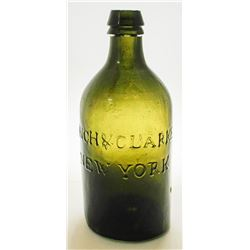 Lynch & Clarke Mineral Water bottle