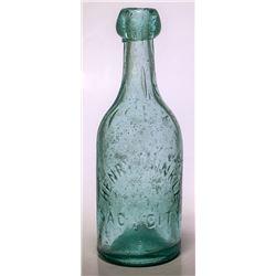 Winkle Gold Rush Soda Bottle