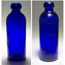 Guyette & Company, Detroit, Mich. Bottle