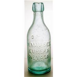 H. Mau & Co. Soda (Eureka, NV)