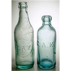 2 G. A. K. Sodas (Winnemucca, NV)
