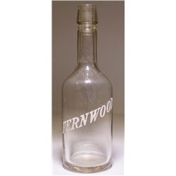 Fernwood Whiskey Back Bar Bottle