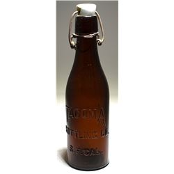 Tacoma Bottling Co., S.F. Amber Beer