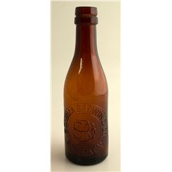 Sonoma Brewing Co. Bottle