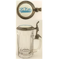 """The Lobby"" Saloon Beer Stein"