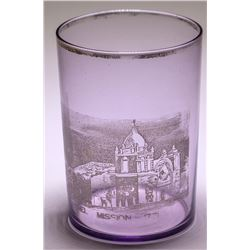 Carmel Mission Shot Glass