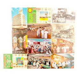 11 Nevada Gambling Postcards