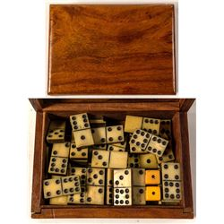 Box of Dominoes and Dice