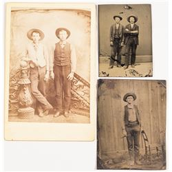 Pioneer Photographs