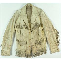 Vintage Western Buckskin Jacket