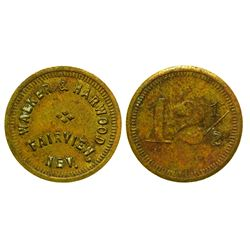 Unlisted Walker & Harwood Token (Fairview, Nevada)