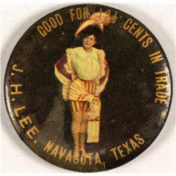 J. H. Lee Good For Mirror (Navasota, Texas)